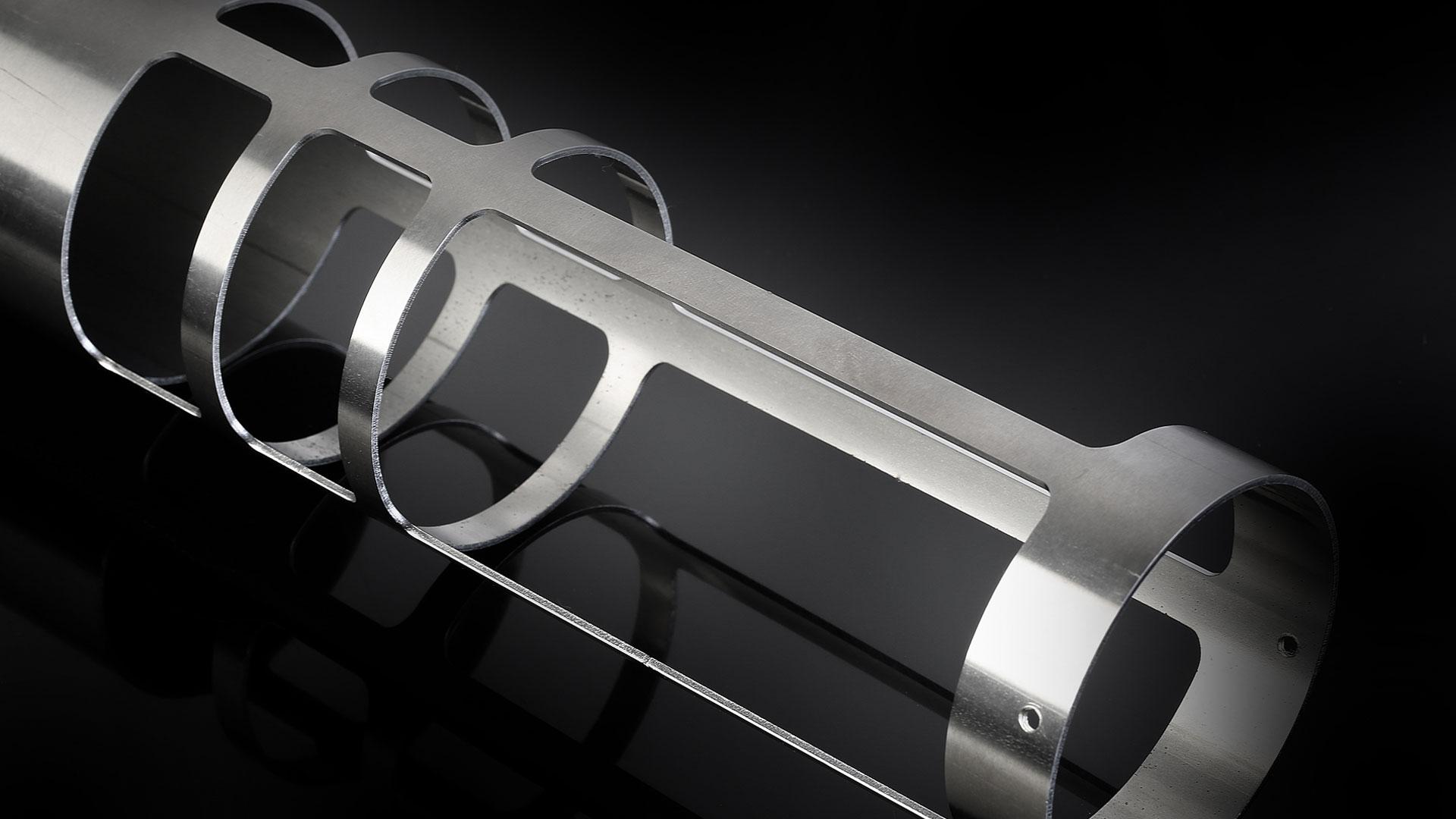 fiber laser tube