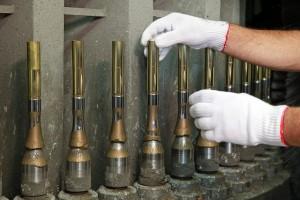 Lucidatura Automatica Metalli e Finitura