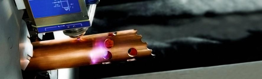 Taglio laser tubo Brescia