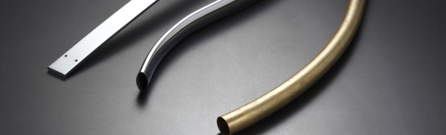 Piegatura e curvatura di profili e tubolari