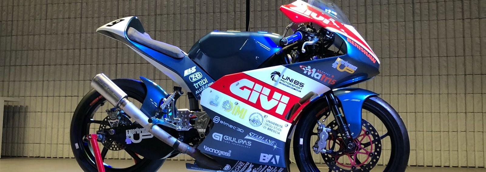 Taglio laser su tubo - Unibs Motorsport