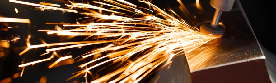 Lucidatura industriale metalli