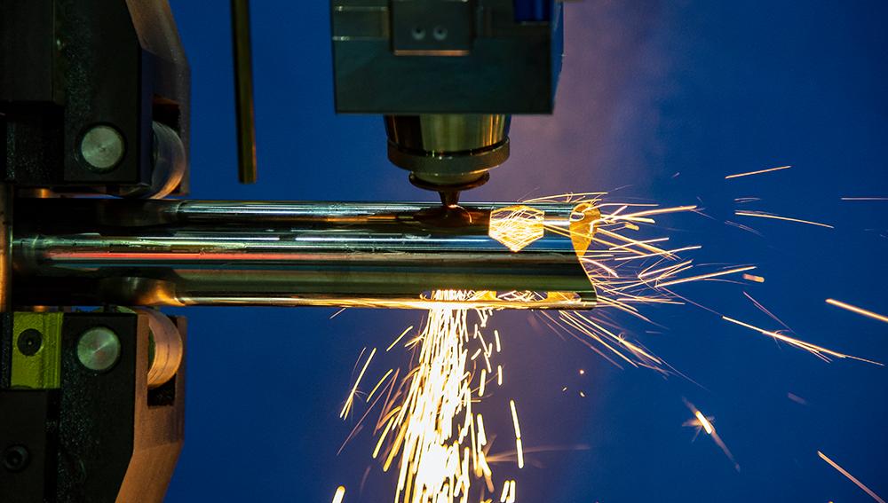 Taglio laser tubi e profilati