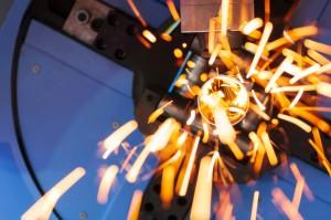 Servizio taglio laser tubi