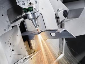 Macchinario taglio laser tube