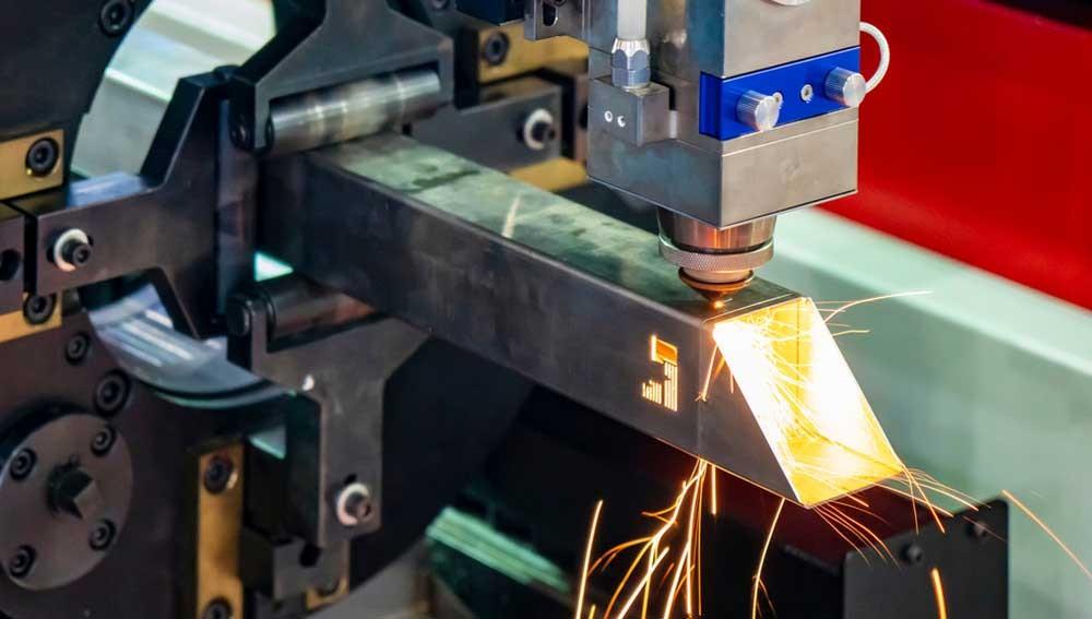 taglio laser tubi brescia
