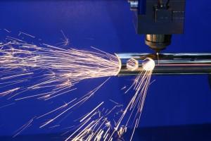 taglio laser tubi